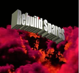 Rebuild Spares